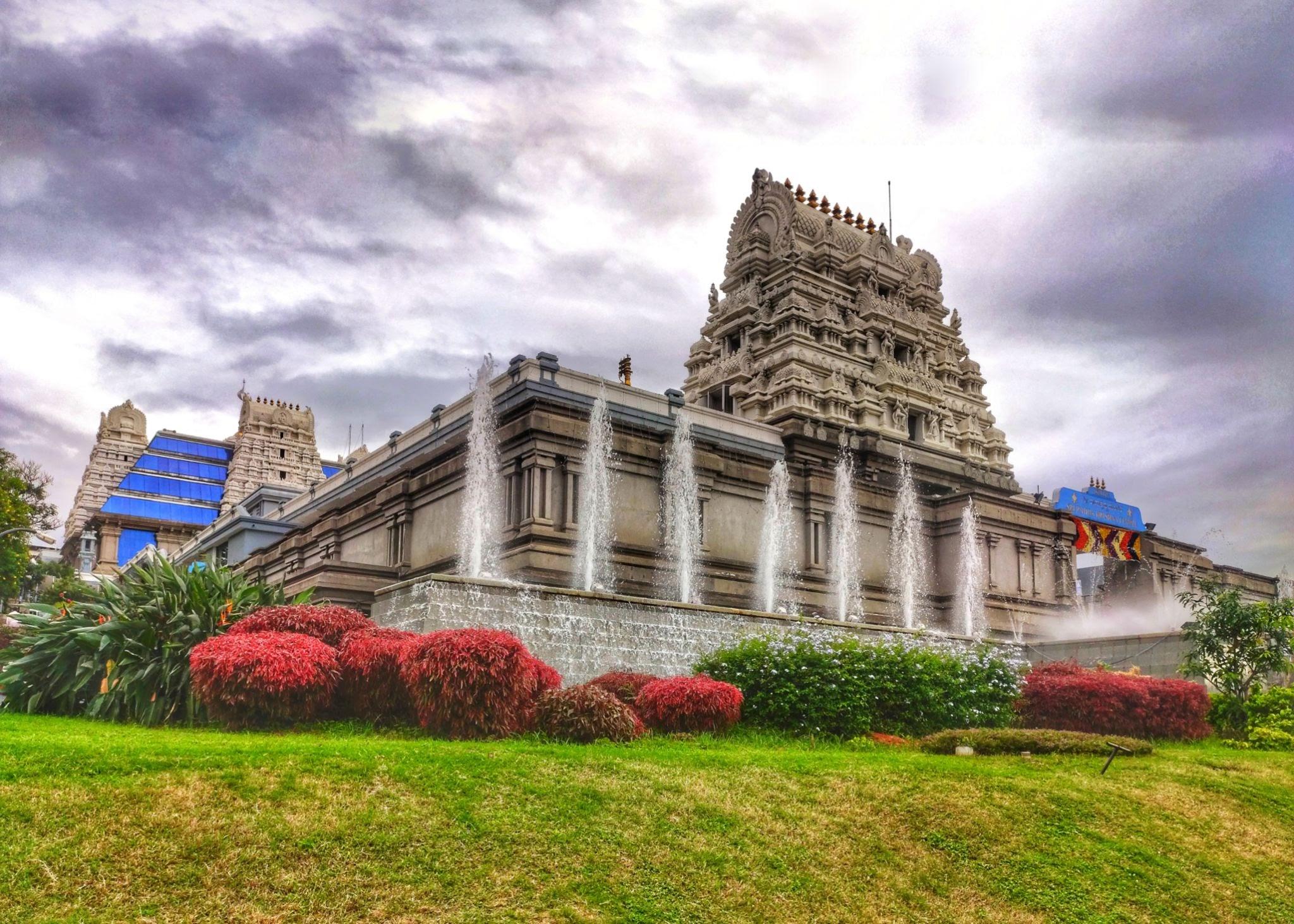 ISKCON Temple Bengalore