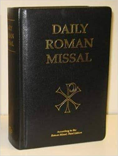 Daily Roman Missal - Midwest Theological Union Publisher
