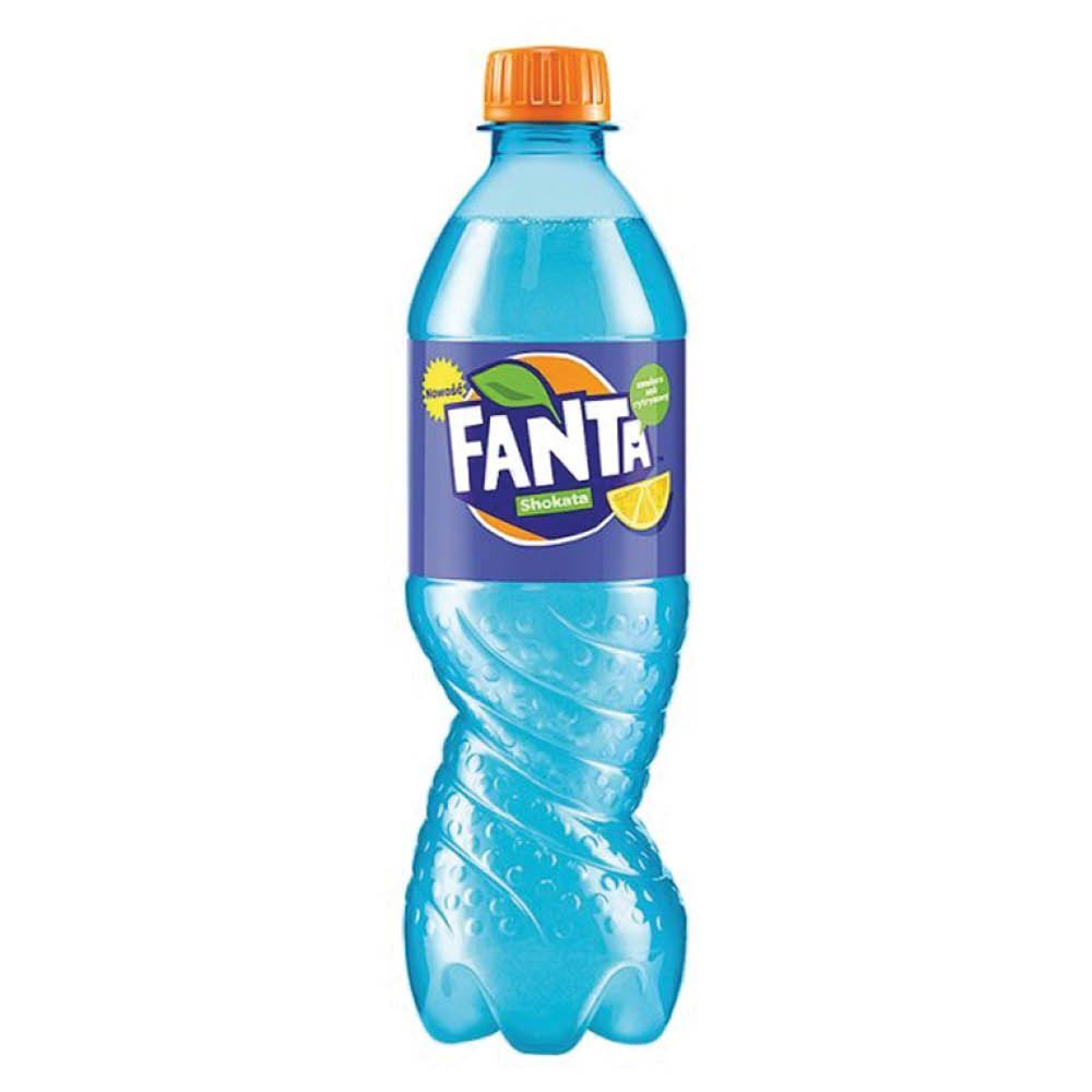 Fanta Shokata Plastic Bottle - 500ml