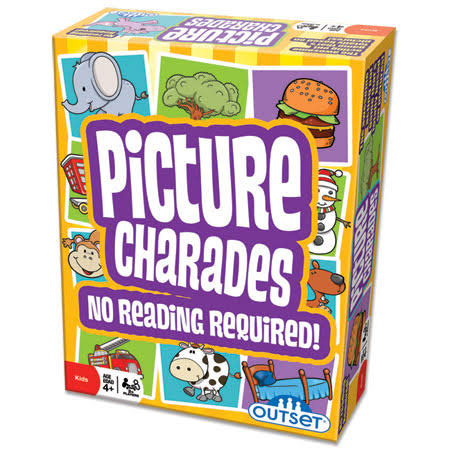 Outset Media Picture Charade Game