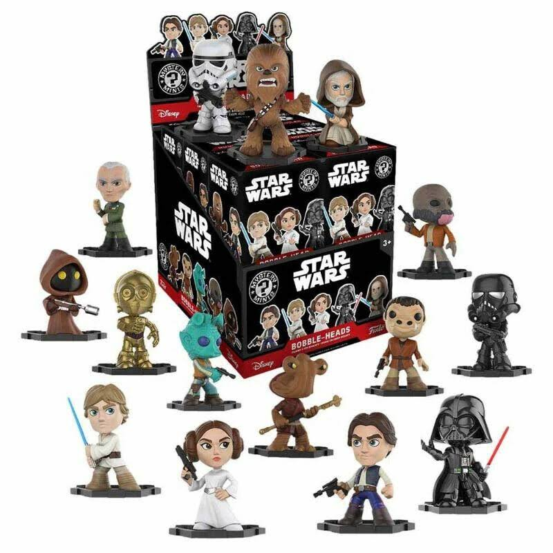 Star Wars Mystery Minis Blind Box
