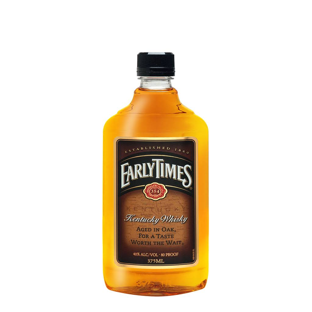 Early Times Kentucky Whiskey - 375ml
