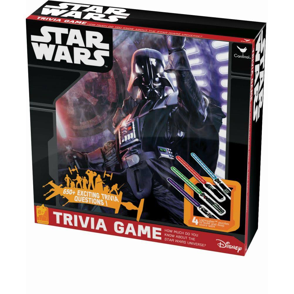 Star Wars Classic Trivia Game