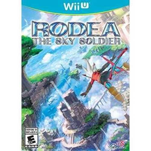 Rodea the Sky Soldier - Nintendo Wii U