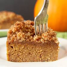 Cake Mix And Pumpkin by Paleo Pumpkin Coffee Cake Jay U0027s Baking Me Crazy