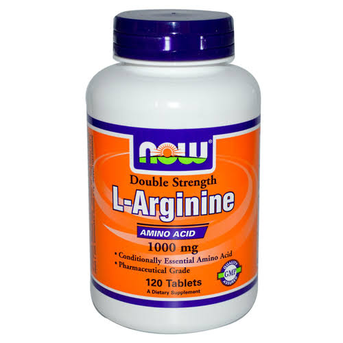 NOW Foods L-Arginine - 1000mg