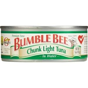 Bumble Bee Chunk Light Tuna - 5 oz