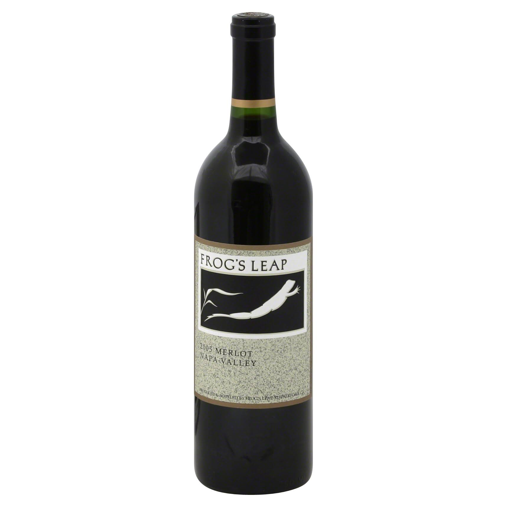 Frog's Leap Merlot Wine - 750ml