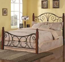 The Fenton Headboard From Sleepys by Wood Headboards U003e U003e Iron Beds And Queen With Wrought Headboard