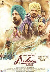 Ardaas Karaan (2019) Punjabi 720p  HDRip x264 1.GB
