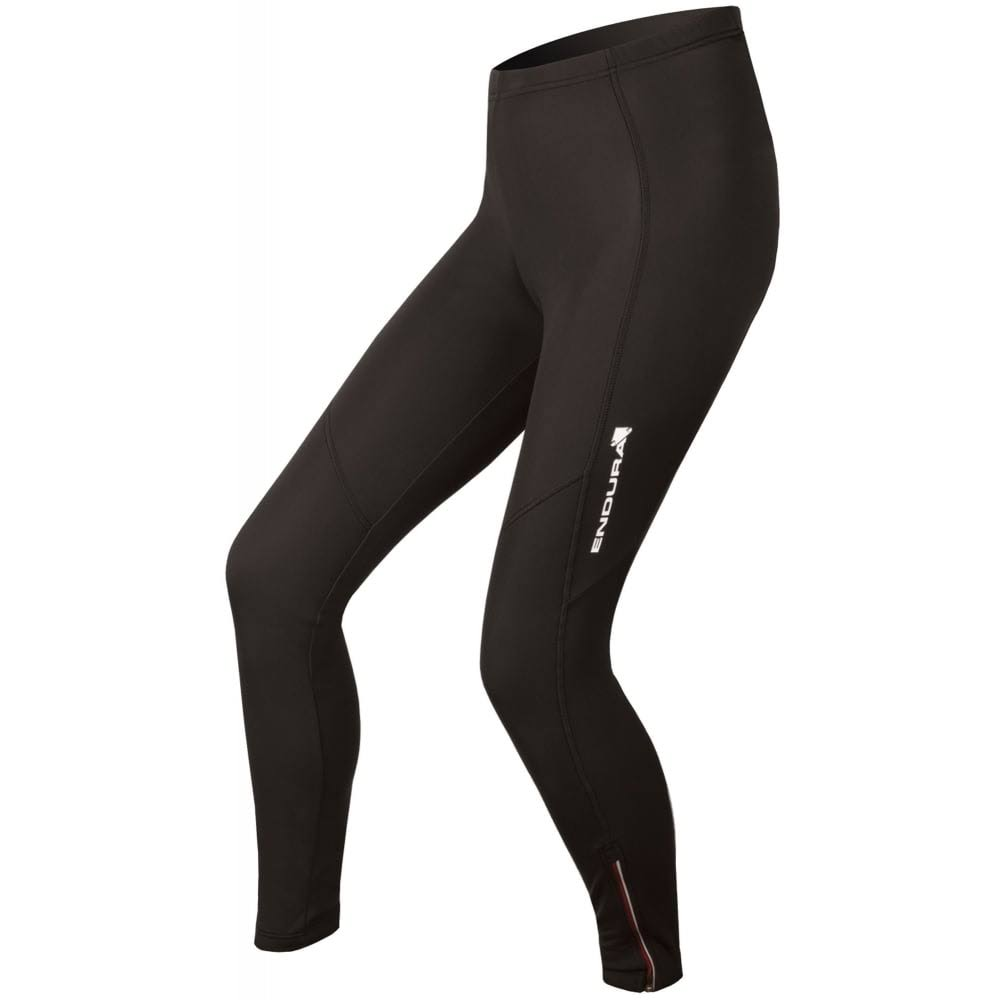 Endura Thermolite Cycling Tights - Black, Medium