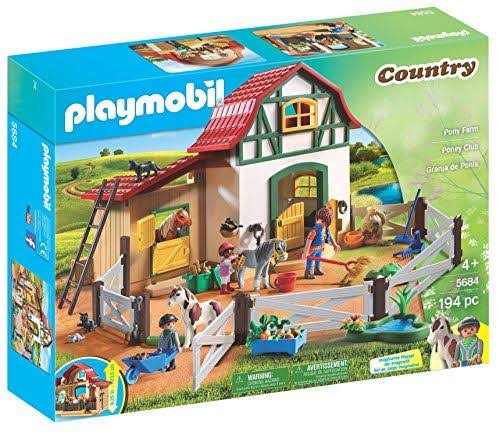 Playmobil Country Pony Farm Set
