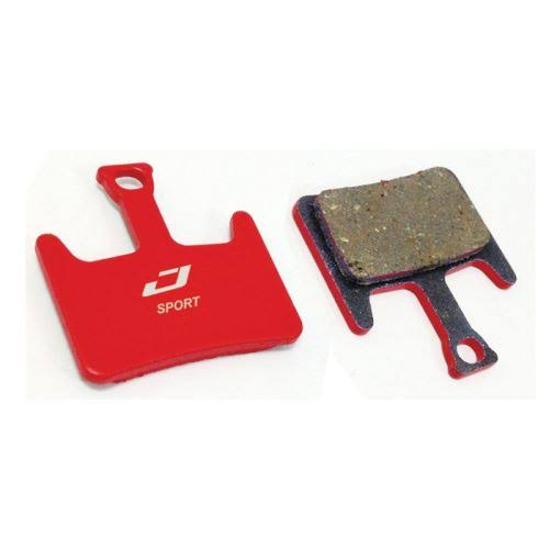 Jagwire Mountain Sport Semi Metallic Disc Brake Pads