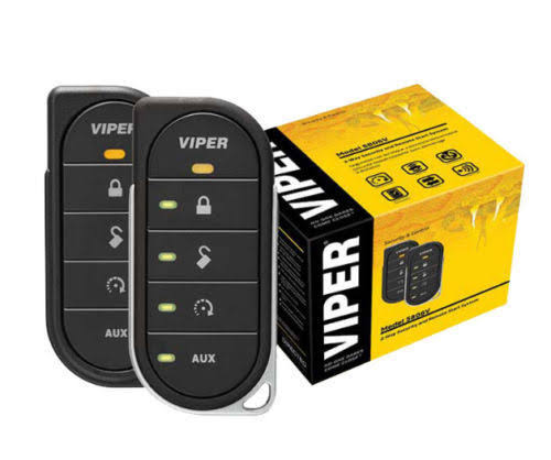 Viper 2-Way Security System with Remote