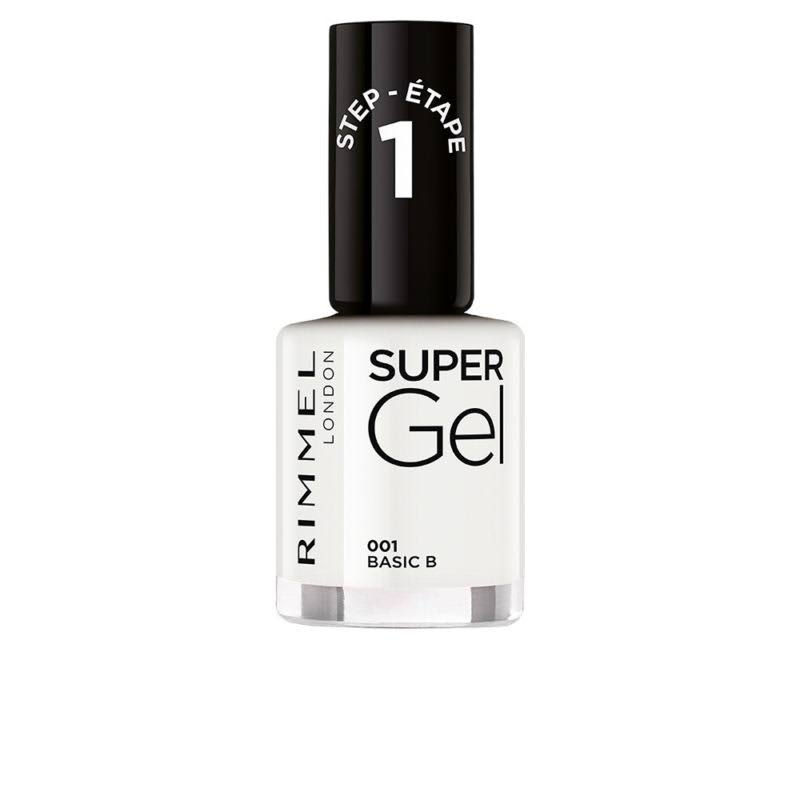 Rimmel London Super Gel Nail Polish - Basic B