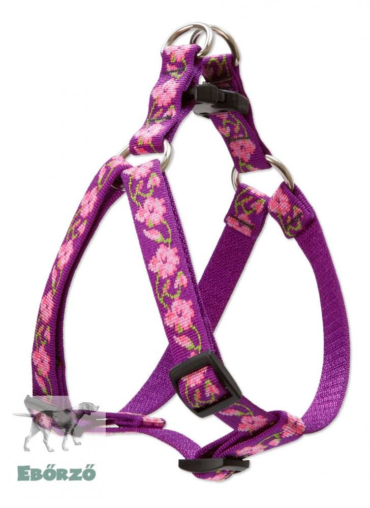 LupinePet Rose Garden Step in Harness for Medium Dogs 34 by 20-30