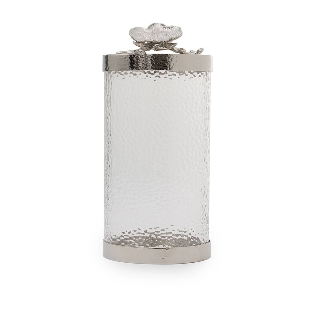 Michael Aram Canister - White Orchid, Large