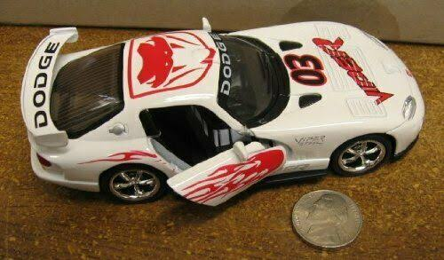 Schylling Dodge Viper 5 Die Cast (Colors May Vary)