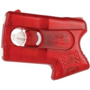 Kimber Pepperblaster II 10 OC Pepper Spray - Red