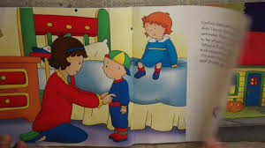 Childrens Halloween Books Pdf by Read Along Caillou Happy Halloween Youtube