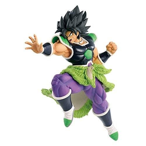 Banpresto Dragon Ball Super Movie Broly Ultimate Soldier Statue