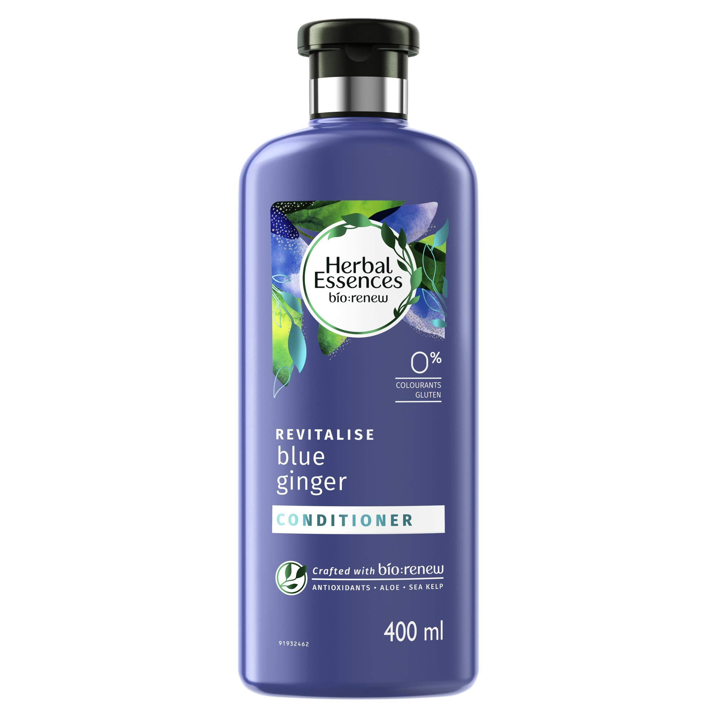 Herbal Essences Bio Renew Micellar Water & Blue Ginger Conditioner