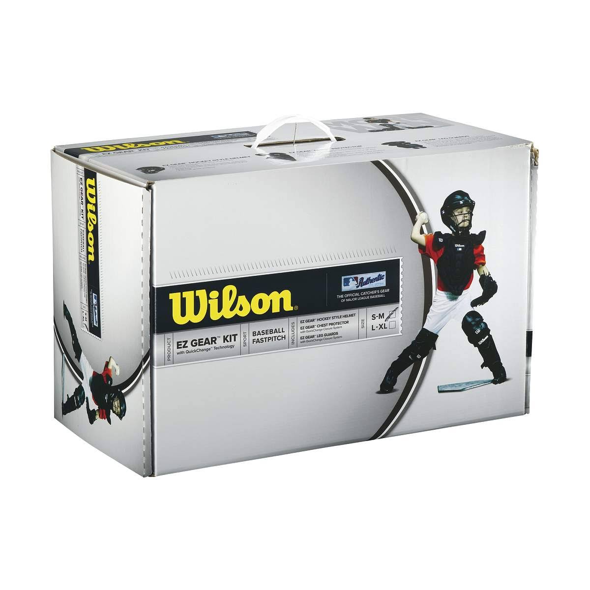 Wilson Ez Gear Youth Catcher's Kit