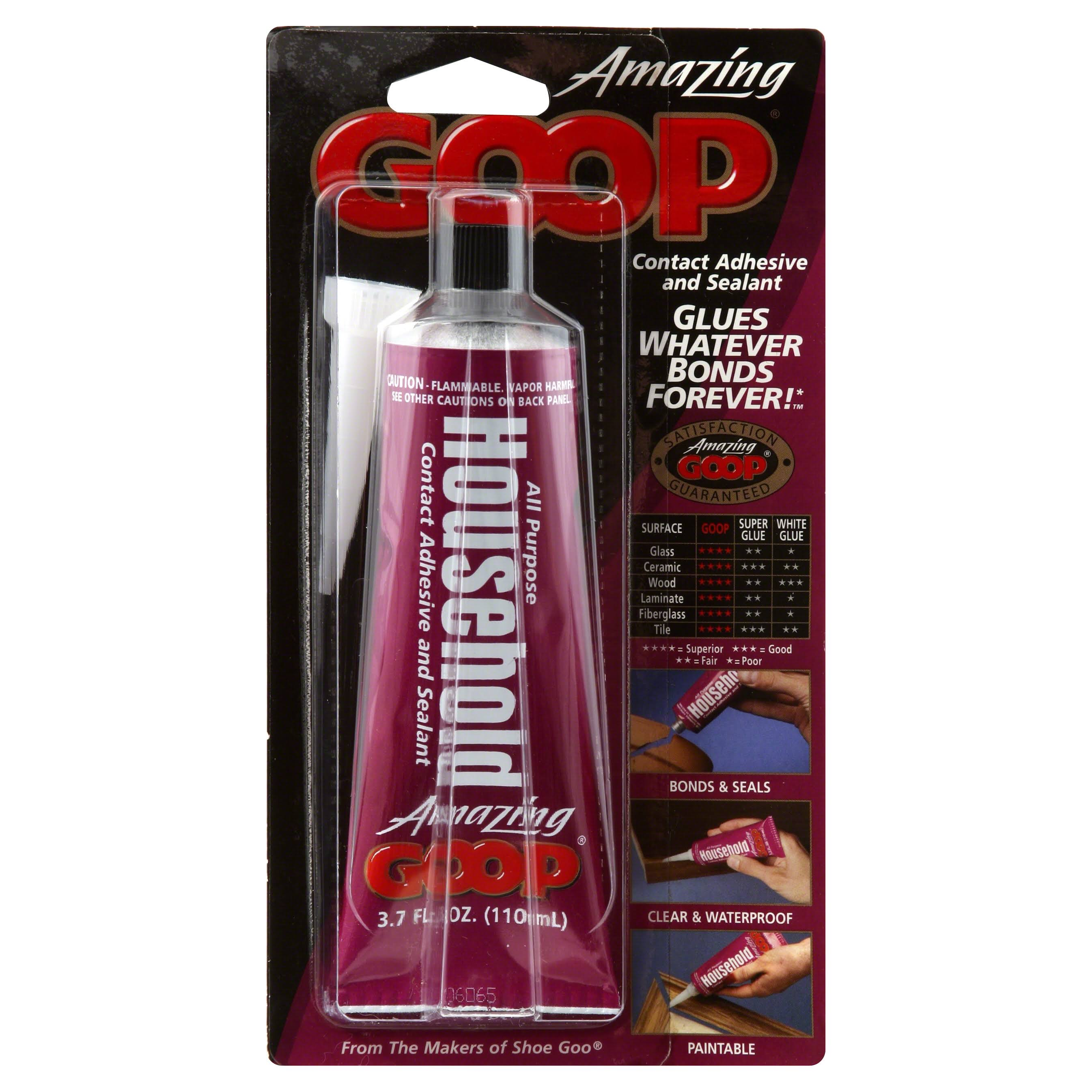 Amazing Goop Household Contact Adhesive and Sealant - 3.7oz