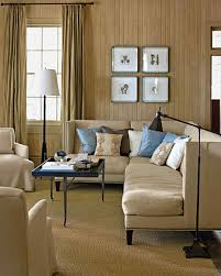 Brown Couch Room Designs by Neutral Rooms Martha Stewart