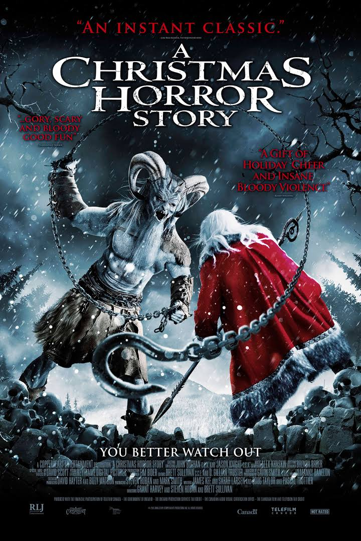 A Christmas Horror Story-A Christmas Horror Story