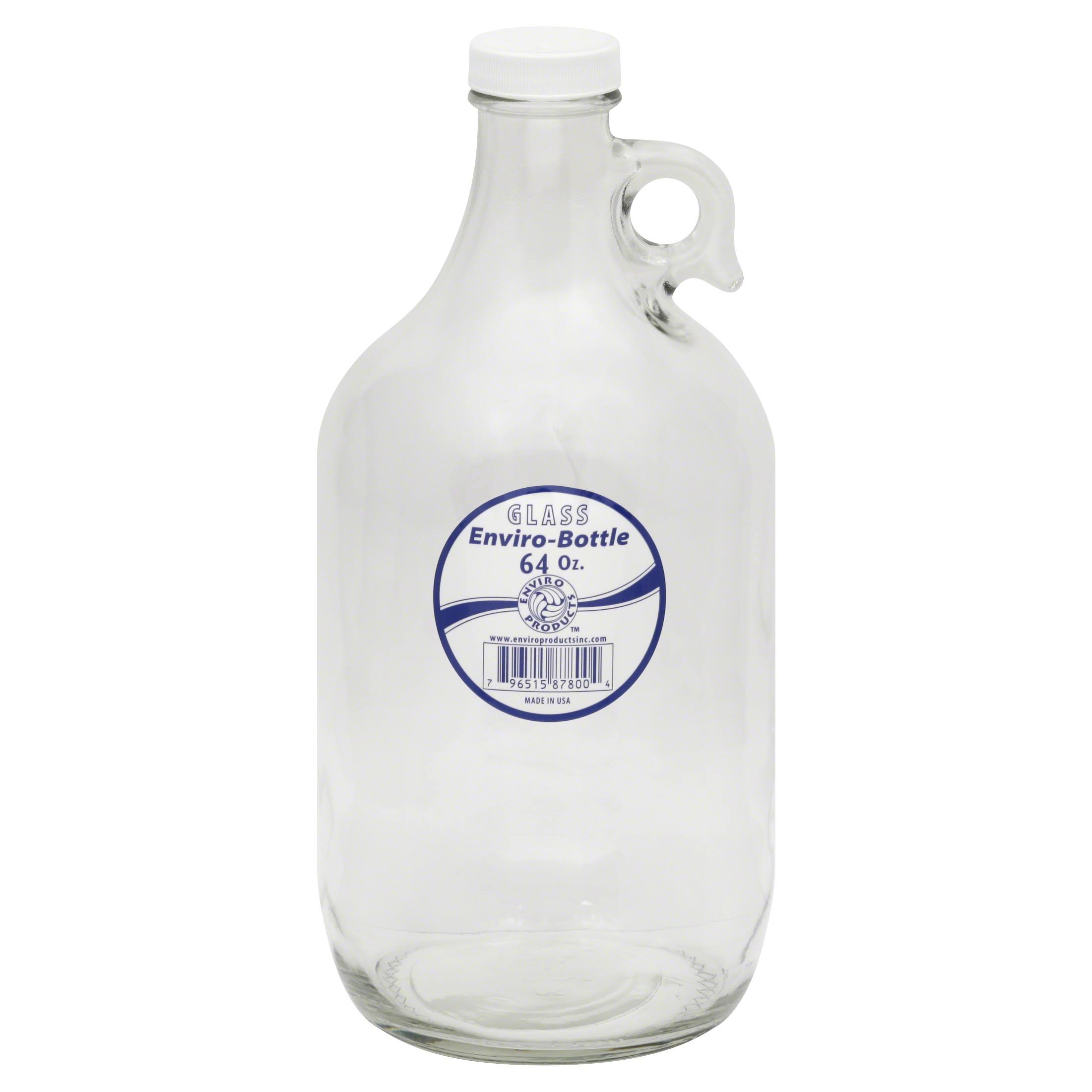 New Wave Enviro Products Glass Bottle - Clear