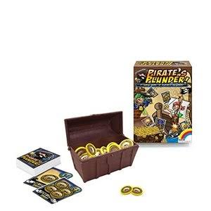 Intex Entertainment Pirate's Plunder Game