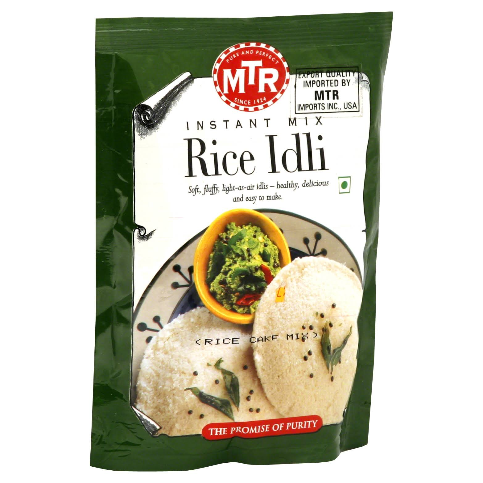 MTR Rice Idli Mix - 7.05oz
