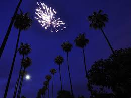 Christmas Tree Lane Pasadena Directions by 20 Places To Watch The Fourth Of July Fireworks In Los Angeles