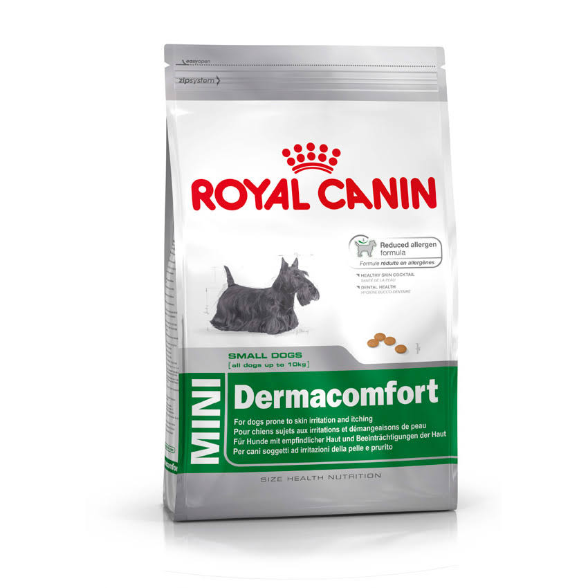 Royal Canin Mini Dermacomfort Dry Dog Food