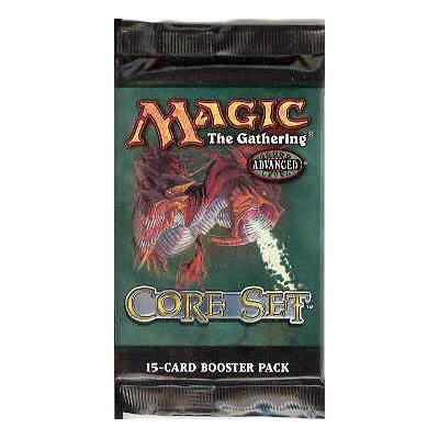 Magic the Gathering MTG Core Set Trading Card Game - 8th Edition Booster Pack