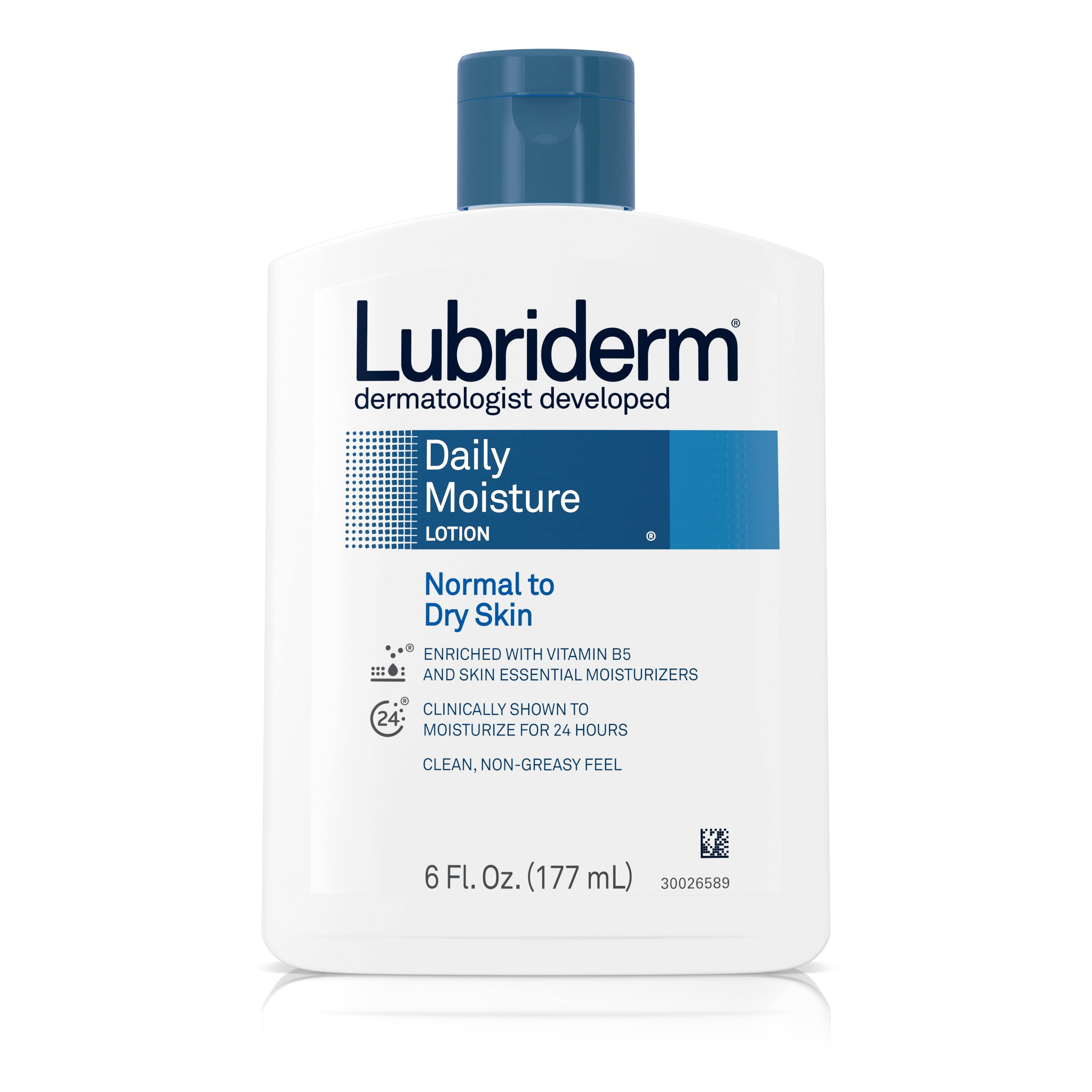Lubriderm Daily Moisture Lotion - 6oz