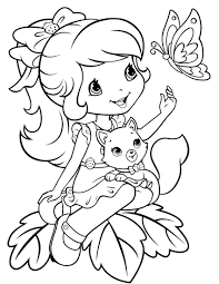 Disney Halloween Coloring Pages by Splendid Ideas Strawberry Shortcake Halloween Coloring Pages Page