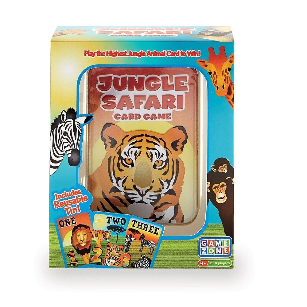 Game Jungle Safari Card