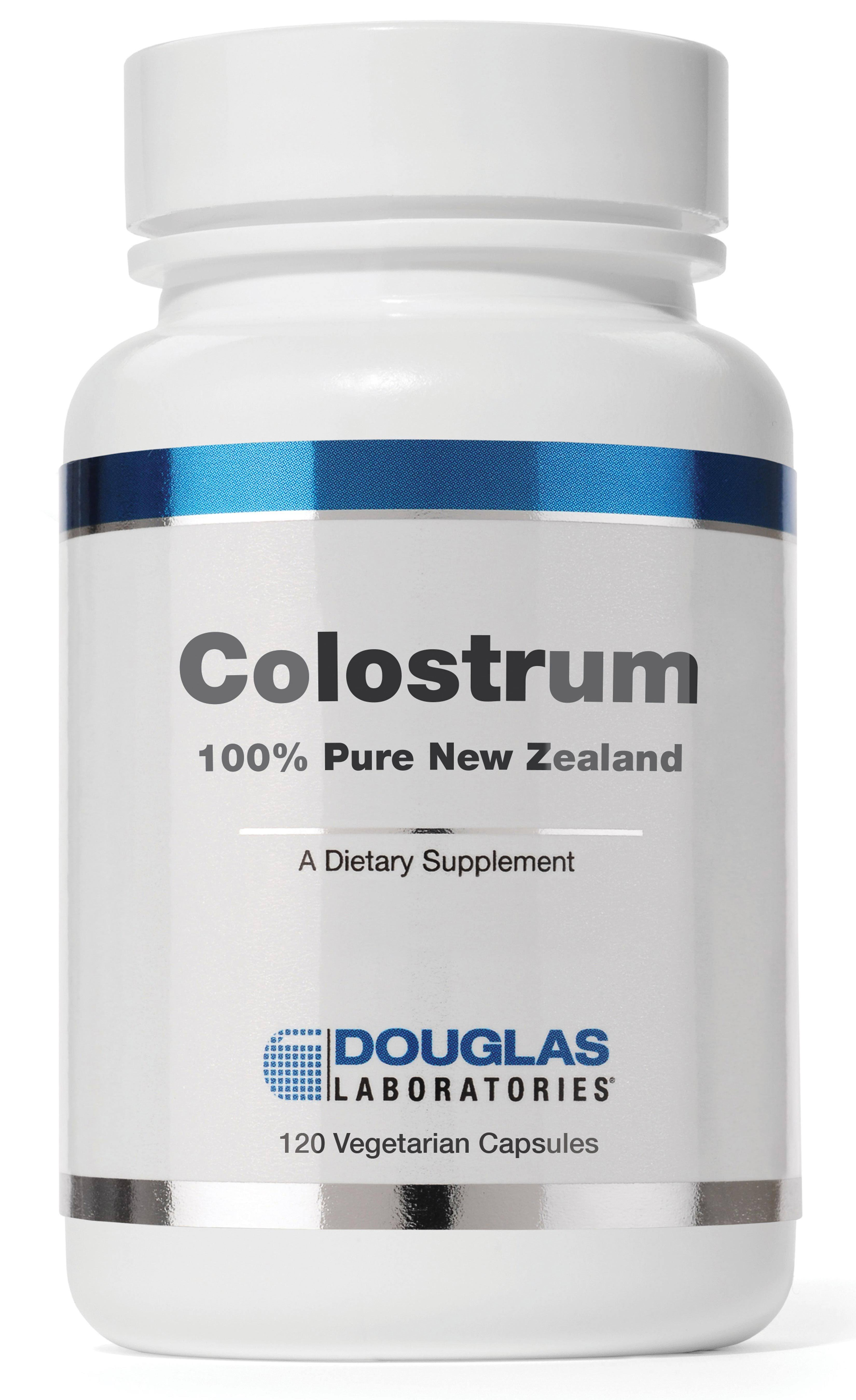 Douglas Laboratories Colostrum Supplement - 120ct