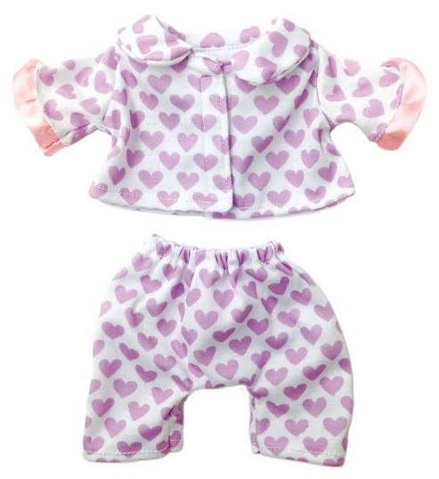 "Manhattan Toy Wee Baby Stella Story Time 12"" Baby Doll Pajama Set"