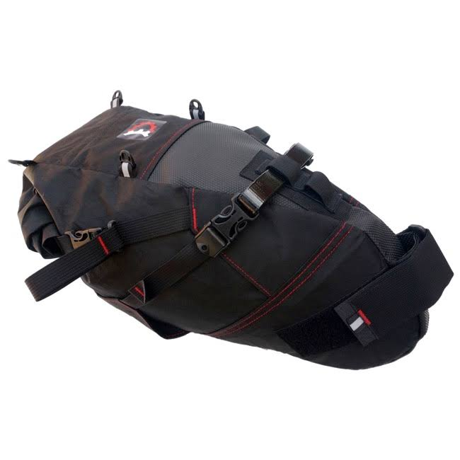 Revelate Designs Viscacha Seat Saddle Bag - Black