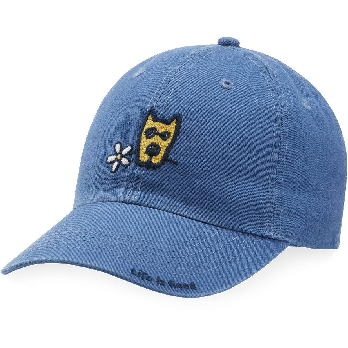 Life Is Good Rocket Daisy Chill Cap - Vintage Blue