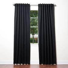 Black Sheer Curtains Walmart by Window Blackout Fabric Walmart White Light Blocking Curtains