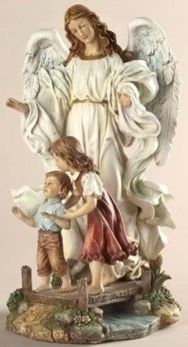Guardian Angel Statue - 10''