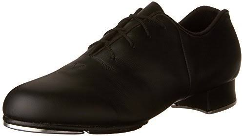 Bloch Women's Tap-Flex Tap Shoe - Black, 7.5B/M US