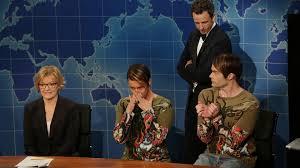 Garth And Kat Halloween Skit by Watch Shallon Stranger Awareness From Saturday Night Live Nbc Com
