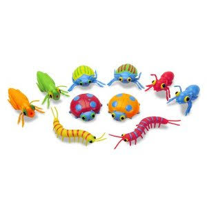 Melissa and Doug Sunny Patch Toys - Bag of Bugs