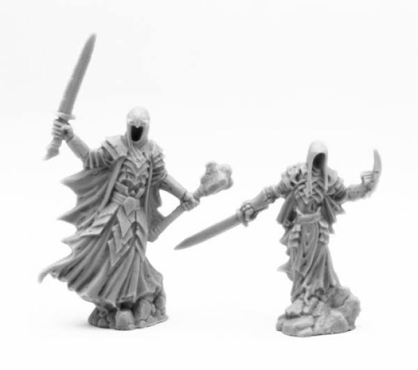 Reaper Bones: Wraith Lord and Bodyguard (2) (77642)