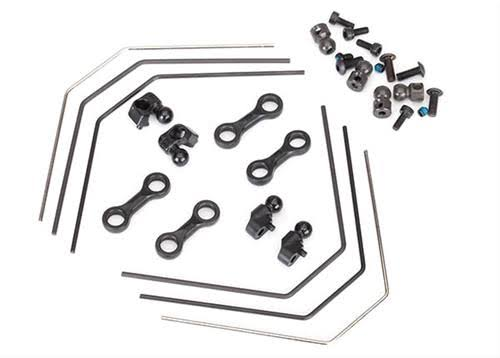 Traxxas 8398 4-TEC 2.0 Sway Bar Kit - (Front and Rear)